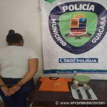 Policía de Guacara aprehendió a mujer que pretendía ingresar drogas a calabozos - El Carabobeño