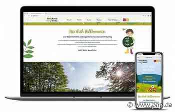 Gartenschau: Webseite geht online - Passauer Neue Presse
