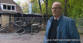 Eigenaar restaurant De Rode Kater in zak en as: 'Een vlam gevatte rugzak is de boosdoener' - Hartvannederland.nl
