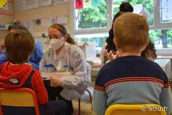 Val-d'Oise. Taverny : la Ville organise des tests salivaires dans les écoles maternelles - La Gazette du Val d'Oise - L'Echo Régional