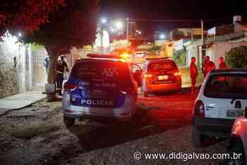Idoso é encontrado morto com fio no pescoço em Serra Talhada - Blog do Didi Galvão