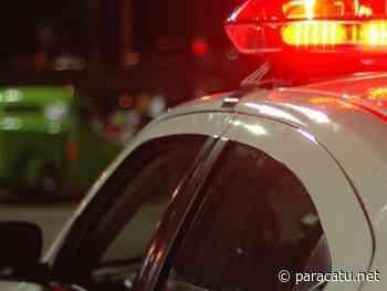 Irmãos são presos após agredirem a própria mãe com pedradas em Paracatu/MG - Notícias - paracatu.net