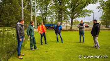Sport und Freizeit: Nach Corona hat Beeskow neue Sportanlagen für die Leichtathletik und den Winter - moz.de