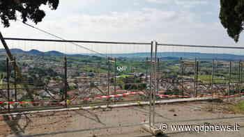 Valdobbiadene, lavori di messa in sicurezza del muro di San Floriano: presto una spettacolare passerella pedonale - Qdpnews