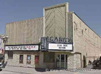 Selkirk's Garry Theatre closes, ending a 73-year run of movies - Winnipeg Free Press