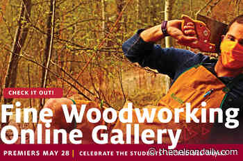 Selkirk College Fine Woodworking hosts online gallery - The Nelson Daily