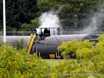 Selkirk plastics plant faces $41K fine over September chemical leak - Times Union
