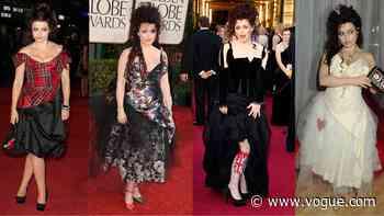 Helena Bonham Carter Is the Red Carpet Rebel Hollywood Needs - Vogue