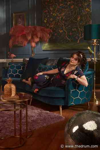 Helena Bonham Carter entices viewers to sit up and take notice of Sofology campaign - The Drum