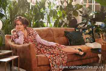 Helena Bonham Carter flaunts her eccentricity in Sofology ad - CampaignLive