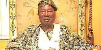 President Buhari rejoices with Soun of Ogbomoso at 95 - Pulse Nigeria