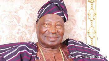 Buhari Rejoices With Soun Of Ogbomoso At 95 - thewillnigeria