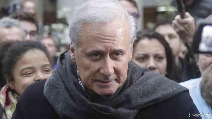 Incarcéré, Georges Tron renonce finalement à son mandat de maire de Draveil - LCI