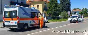 Incidente a Giussano: ferito un motociclista, strada chiusa a Birone per i soccorsi - Il Cittadino di Monza e Brianza
