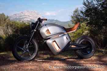 La innovadora Nawa Racer es una moto eléctrica con supercondensadores y turbo eléctrico, está a un paso de... - Motorpasión Moto