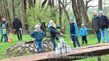 Dotternhausen - Bewegungsparcours wird zum Erfolg - Schwarzwälder Bote