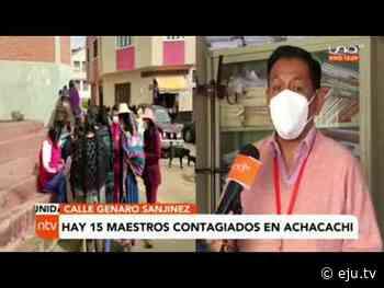 Maestro fallece por coronavirus en Copacabana – eju.tv - eju.tv