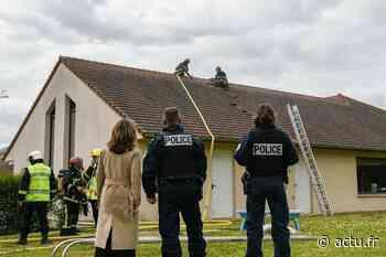 Essonne. Un incendie se déclare dans une école à Morangis, sans faire de victime - Actu Essonne