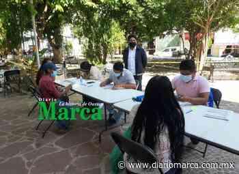 En orden se llevó a cabo vacunación anticovid en San Juan Bautista Cuicatlán - Diario Marca de Oaxaca