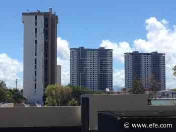 Rossana López presenta plan para los 55 residenciales de San Juan - EFE - Noticias