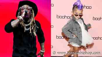 Lil Wayne Gives A Major Birthday Shoutout To Taylen Biggs - HotNewHipHop