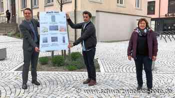 Burladingen - Da drückt der Bürgermeister die Schulbank - Schwarzwälder Bote
