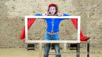 Burladingen - Lachen des Publikums als Druckwelle gespürt - Schwarzwälder Bote