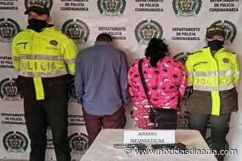 Capturados por agredir a un hombre con armas traumáticas en Facatativá, Cundinamarca - Noticias Día a Día