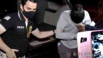 Mulher suspeita de matar a ex-namorada em Itaquaquecetuba é presa e presta depoimento no SHPP de Mogi - G1
