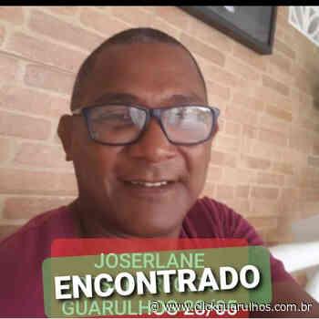 Joserlane é encontrado em Itaquaquecetuba - Click Guarulhos