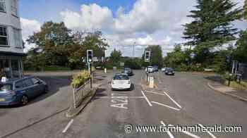 Pedestrian dies after crash involving suspected drug-driver in Farnham - Farnham Herald