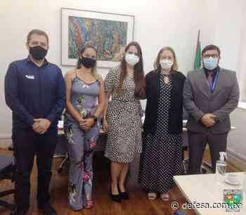 Representantes de Bom Jesus do Itabapoana buscam investimentos do Governo do Estado - Defesa - Agência de Notícias