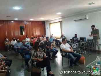 Bom Jesus do Itabapoana promove reunião entre Secretários do Meio Ambiente das Regiões Norte e Fluminense - Folha de Italva