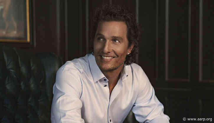 Matthew McConaughey Is on a Mission to Heal America - AARP