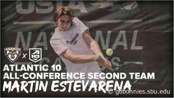 Estevarena Picks Up Atlantic 10 All-Conference Award - St. Bonaventure