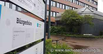 Stadt Eschweiler reagiert: Bürgerservice wird verstärkt, um den Ansturm zu bewältigen - Aachener Zeitung