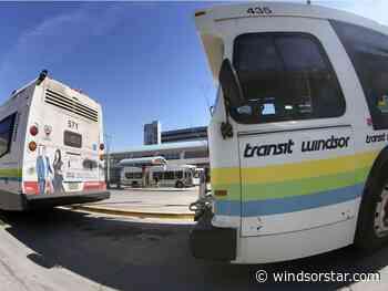 Transit Windsor service for Amherstburg moves closer to reality - Windsor Star