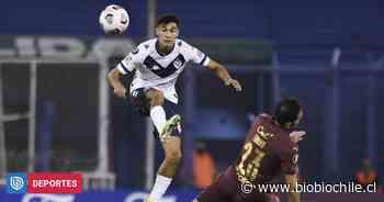 Partiría a Europa: Pablo Galdames rechazó oferta y dejará Vélez Sarsfield - BioBioChile