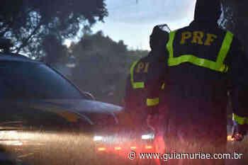PRF apreende veículo roubado em Realeza - Guia Muriaé