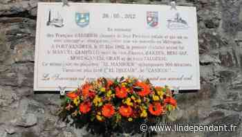 """Pyrénées-Orientales - Port-Vendres : le collectif commémorant """"l'arrivée des Français d'Algérie"""", regrette une - L'Indépendant"""