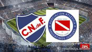 Nacional de Montevideo 2-0 Argentinos Juniors: resultado, resumen y goles - AS Resultados