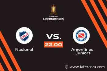 Nacional vs. Argentinos Juniors - La Tercera