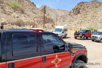 Rescatan a lesionado en el Monte Cristo Rey - Netnoticias