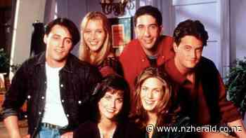 Charlie Sheen freaked out while filming guest spot on Friends - New Zealand Herald