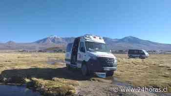Mujer migrante muere cruzar frontera Chile Bolivia Colchane - Tarapacá - 24horas - 24Horas.cl
