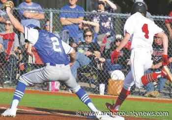 Belcher, Wolf pitch Trojans past Muenster | Archer County News - The Archer County News