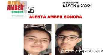 Buscan a Diana y Daniel en Cananea, hermanos Valdez Soto; activan Alerta Amber - ELIMPARCIAL.COM