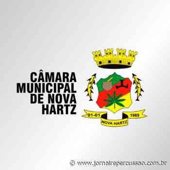 Resumo dos trabalhos 16ª Sessão Ordinária Câmara Vereadores Nova Hartz - Jornal Repercussão