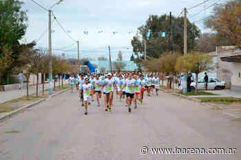 Santa Isabel: la practica deportiva, la actividad más popular - La Pampa La Arena