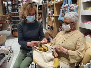 Eure. À Vernon, les ateliers de couture et merceries redeviennent à la mode - actu.fr